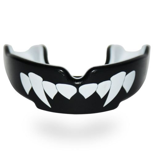 Safejawz Extro Series Self-Fit Mouth Guard - 'Fangz'